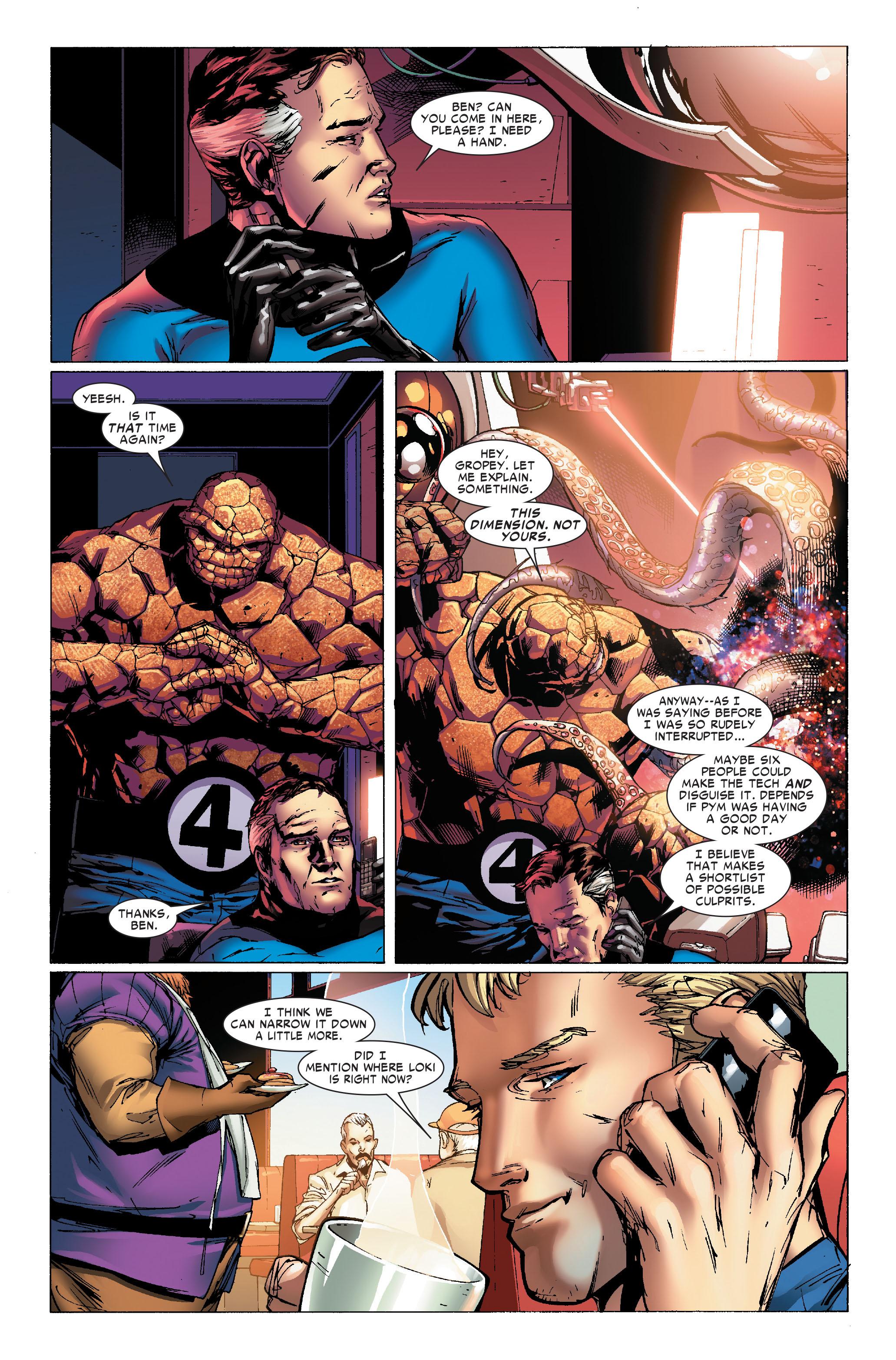 Thor (2007) Issue #604 #17 - English 14