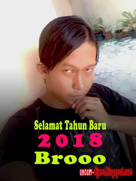 Kumpulan Kata Dan Gambar Selamat Tahun Baru 2018 Dalam Bahasa Sunda