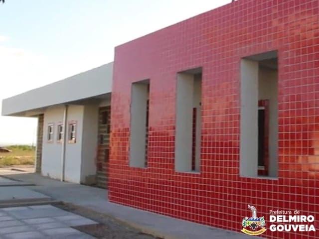 Primeira creche de Delmiro Gouveia será entregue nos próximos dias à população da Barragem Leste