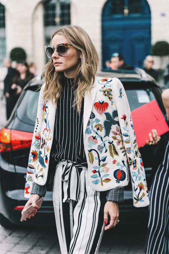 Print Mixing trend