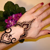 Motif Henna Sederhana Yang Popular