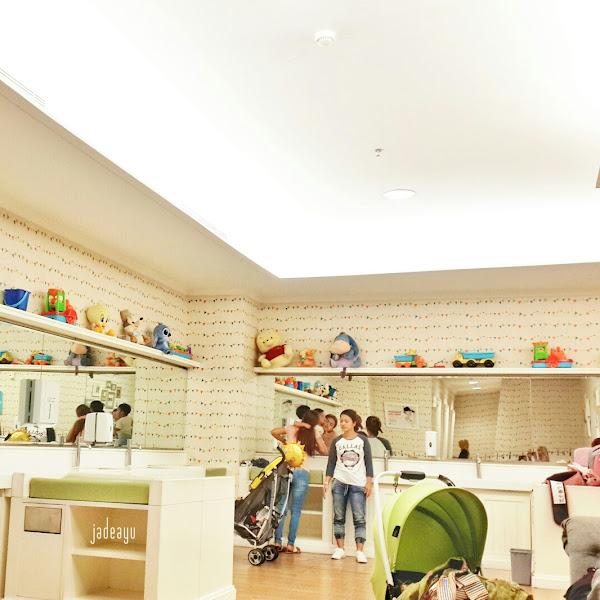 Nursing Room di Mall Kota Kasablanka