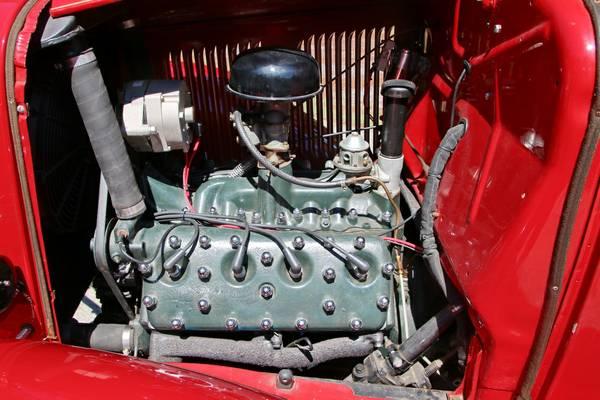 Ford Model Bb V Motor