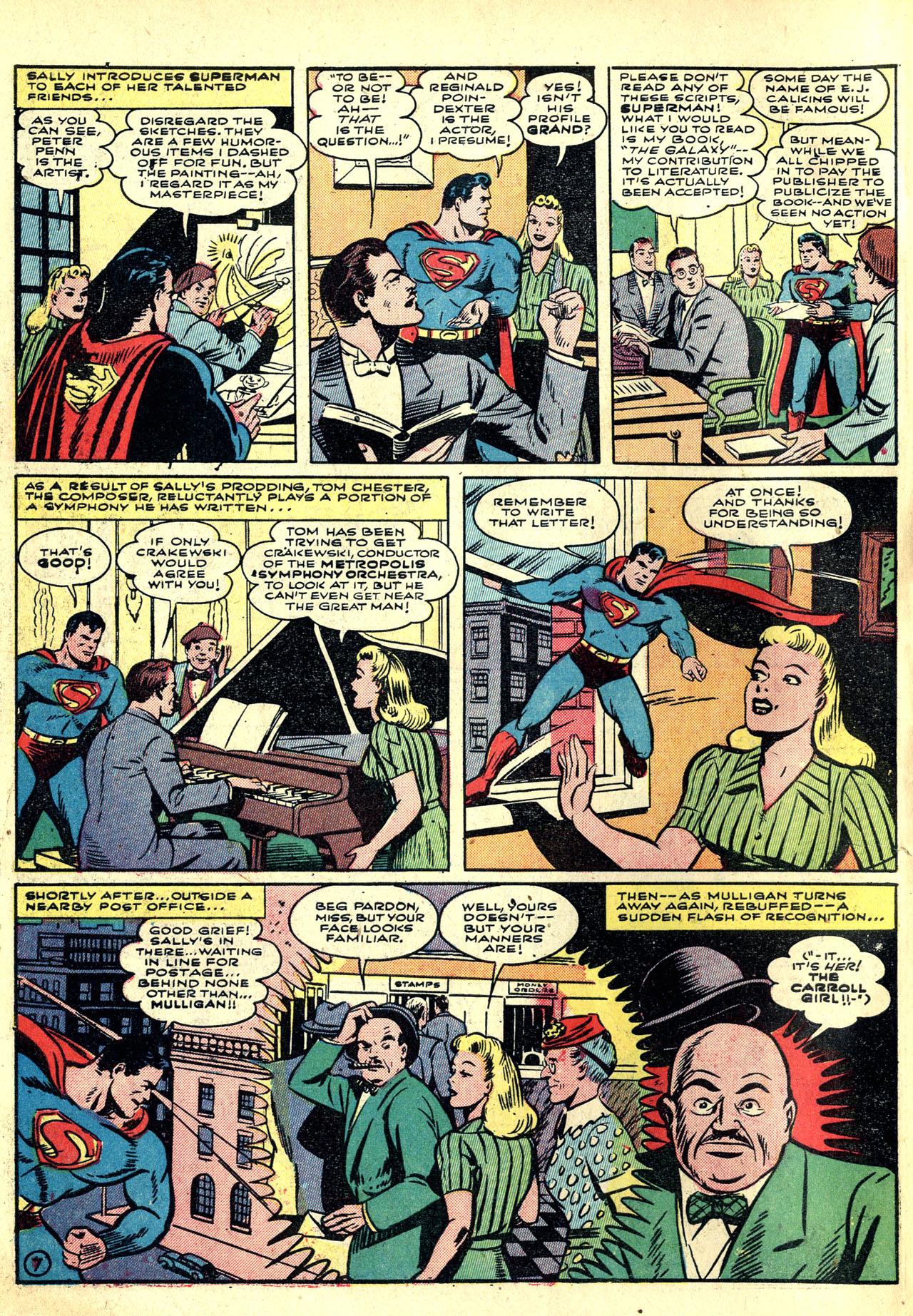 Read online World's Finest Comics comic -  Issue #8 - 10