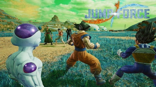 لعبة Jump Force تعزز ترسانتها من الشخصيات و بطل جديد يلتحق ، إليكم التفاصيل ..