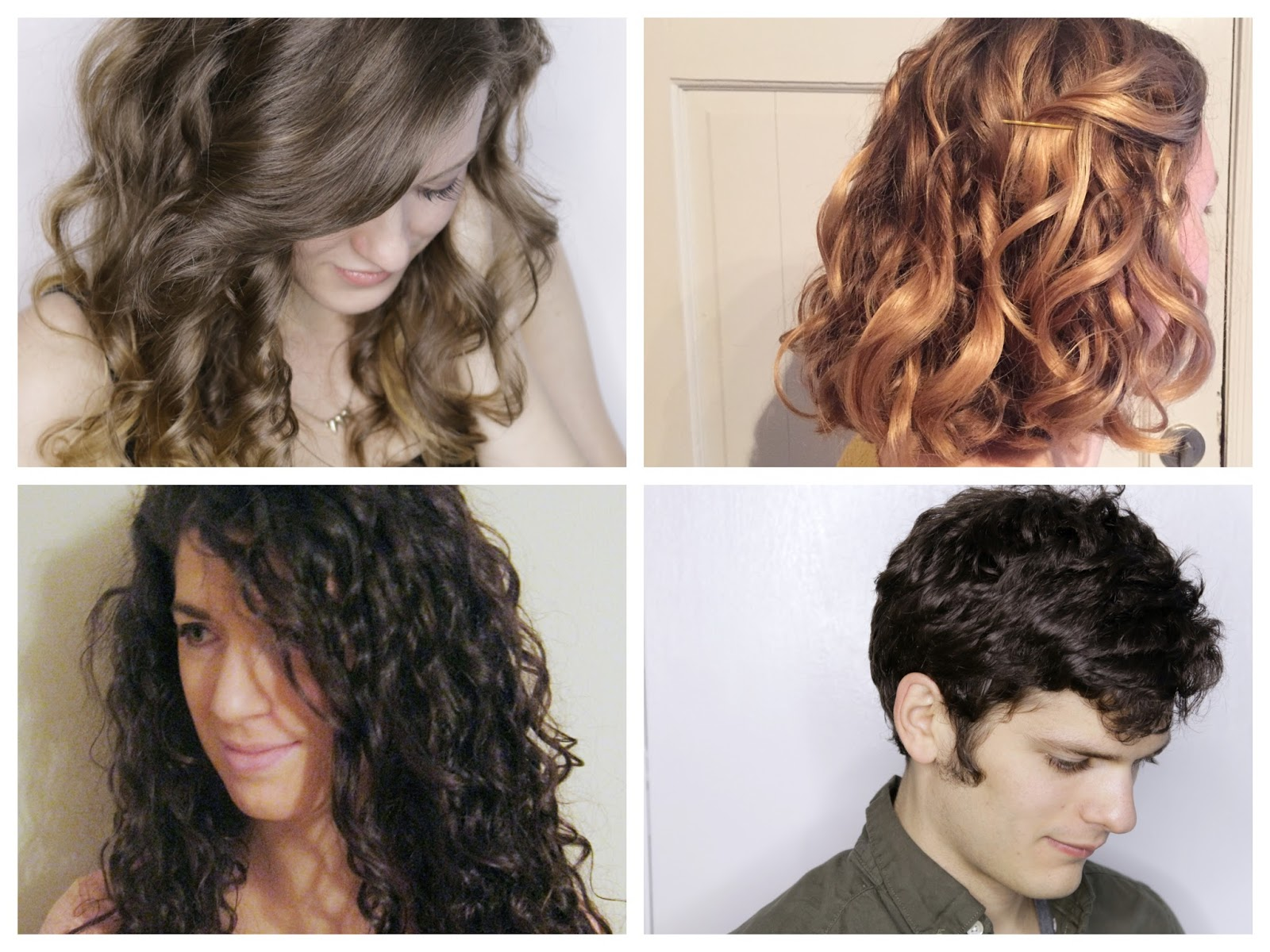 Blackberry Morning 4 Types of Curly Hair and How to Manage Them