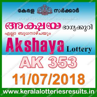 KeralaLotteriesResults.in akshaya today result : 11-7-2018 Akshaya lottery ak-353, kerala lottery result 11-07-2018, akshaya lottery results, kerala lottery result today akshaya, akshaya lottery result, kerala lottery result akshaya today, kerala lottery akshaya today result, akshaya kerala lottery result, akshaya lottery ak.353 results 11-7-2018, akshaya lottery ak 353, live akshaya lottery ak-353, akshaya lottery, kerala lottery today result akshaya, akshaya lottery (ak-353) 11/07/2018, today akshaya lottery result, akshaya lottery today result, akshaya lottery results today, today kerala lottery result akshaya, kerala lottery results today akshaya 11 7 18, akshaya lottery today, today lottery result akshaya 11-7-18, akshaya lottery result today 11.7.2018, kerala lottery result live, kerala lottery bumper result, kerala lottery result yesterday, kerala lottery result today, kerala online lottery results, kerala lottery draw, kerala lottery results, kerala state lottery today, kerala lottare, kerala lottery result, lottery today, kerala lottery today draw result, kerala lottery online purchase, kerala lottery, kl result,  yesterday lottery results, lotteries results, keralalotteries, kerala lottery, keralalotteryresult, kerala lottery result, kerala lottery result live, kerala lottery today, kerala lottery result today, kerala lottery results today, today kerala lottery result, kerala lottery ticket pictures, kerala samsthana bhagyakuri