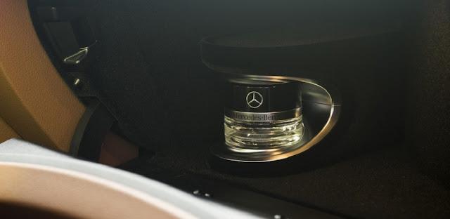 Mercedes E300 AMG 2017 nhập khẩu trang bị Hệ thống tạo hương thơm thông minh