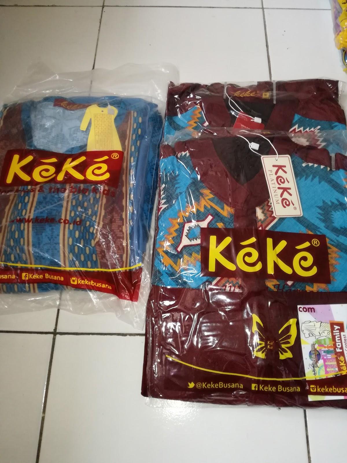 Toko Busana Muslim  Keke Collection