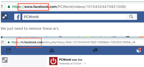 Facebook Saved Videos
