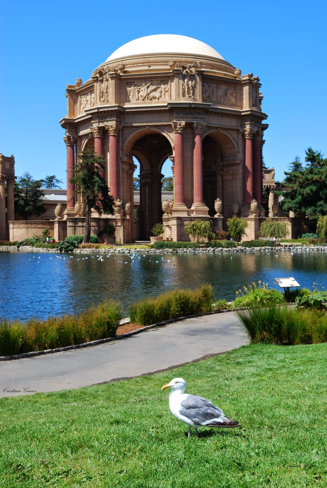Best of San Francisco: Palace of Fine Arts