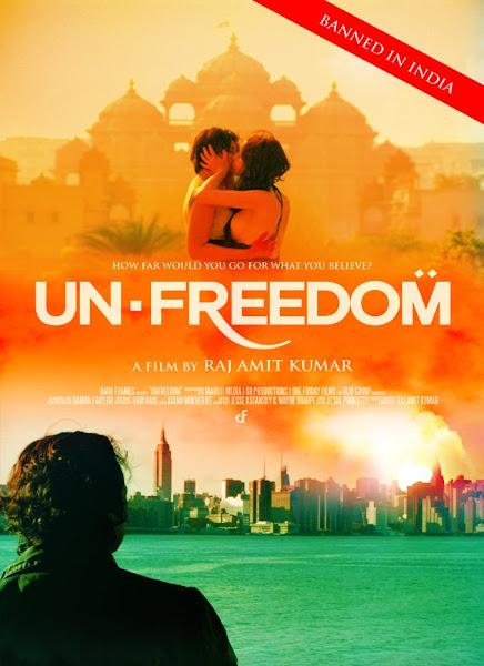 Poster Of (18+) Unfreedom 2014 480p Hindi HDRip Full Movie Download