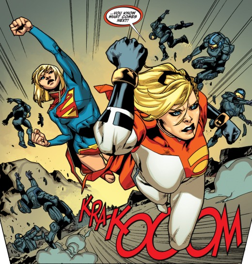 The Fanboy SEO: Power Girl's Boob Window Costume Returns ...