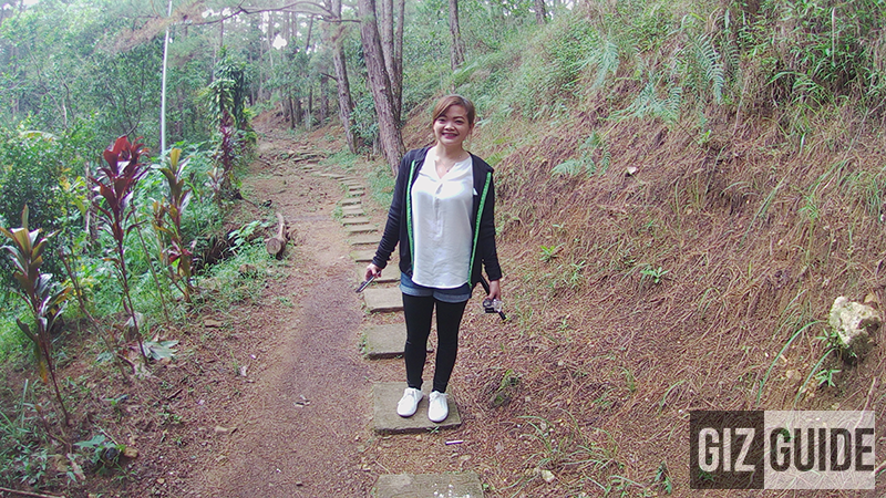 Nature trip at Baguio
