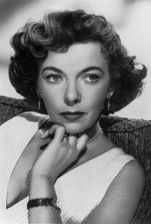 Ida Lupino. Director of The Hitch-Hiker