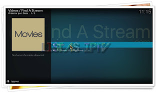 "Como Intalar o Add-On ""Find A Stream"" no KODI 17 - TV Ao Vivo e Replays de Partidas de Futebol (Atualizado)"