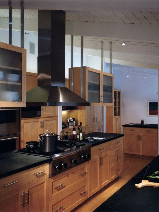 Wood grain kitchen designs you need to see home interior for See kitchen designs