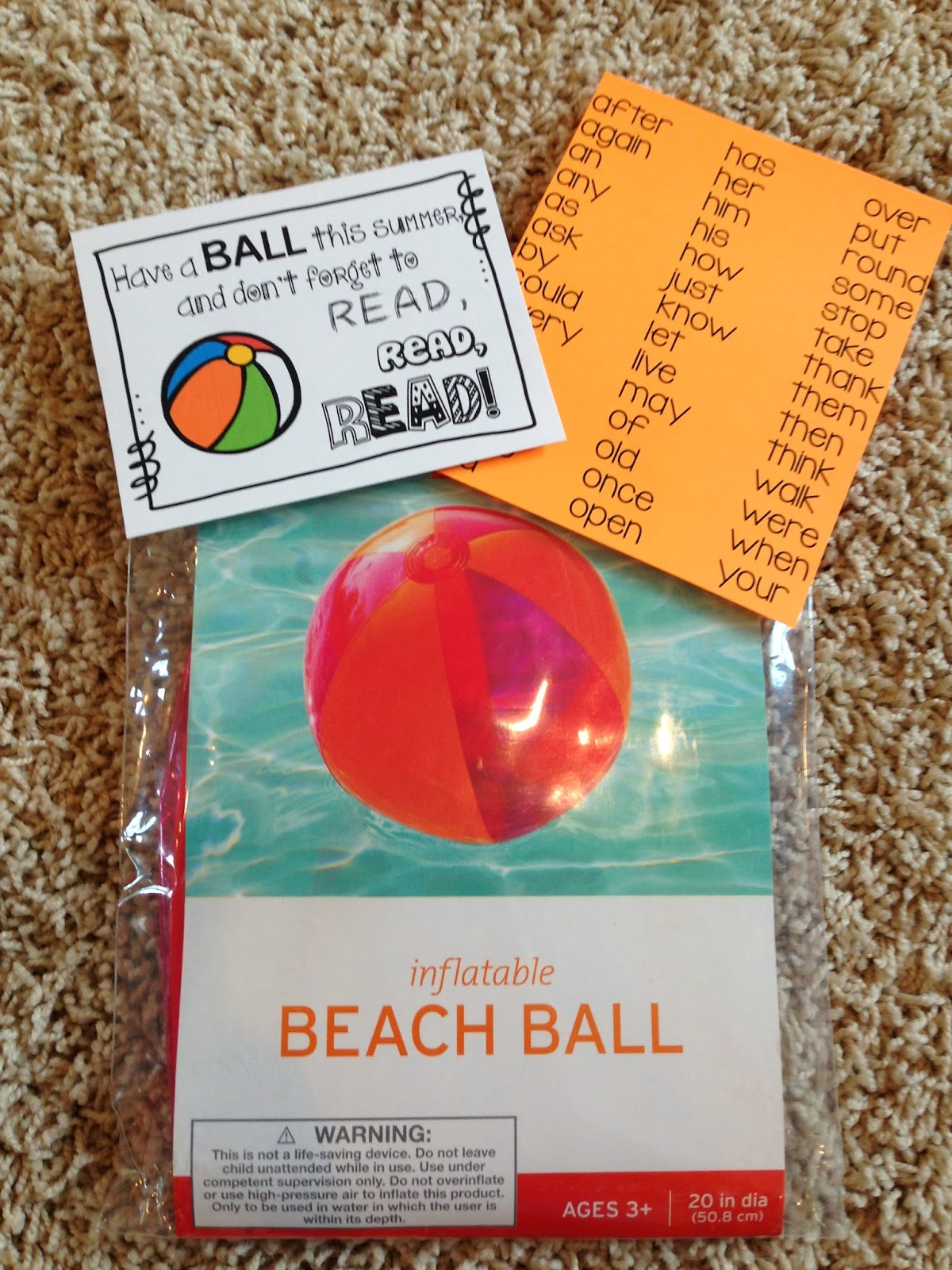 Have A Ball This Summer