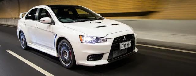 spec Mobil Mitsubishi Lancer EX 2. 0 GT