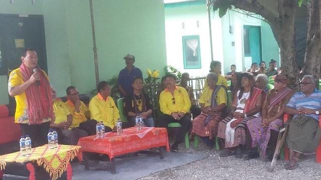 Tommy Soeharto: Rakyat Harus Jadi Tuan di Negeri Sendiri