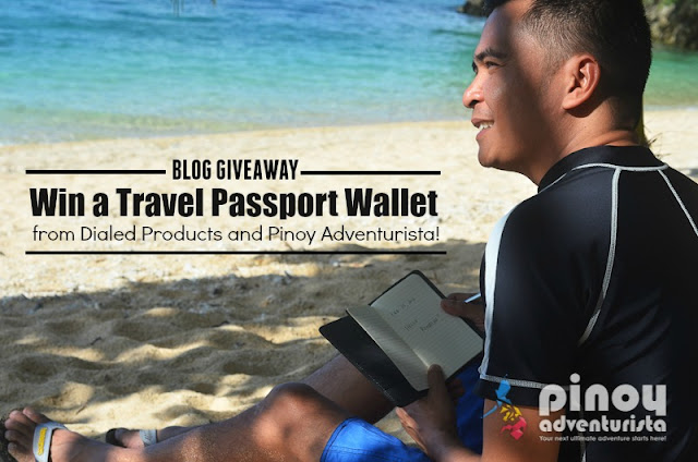 Win a Dialed Passport Wallet