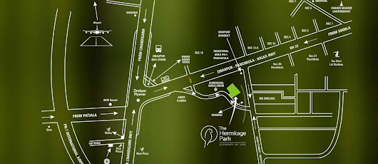 The Hermitage Park Zirakpur | ZIRAKPUR PROPERTY CLUB