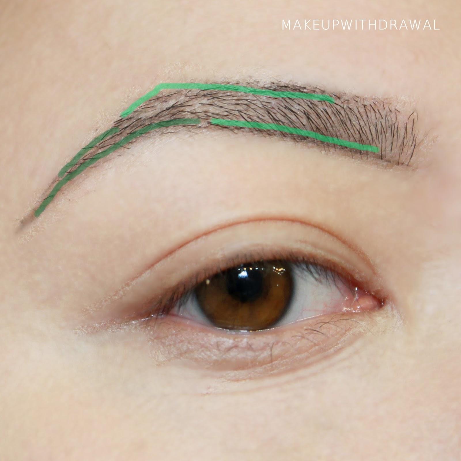 Natural Brow Tutorial | Makeup Withdrawal