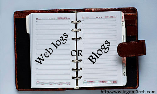 web blog, blog, blogging