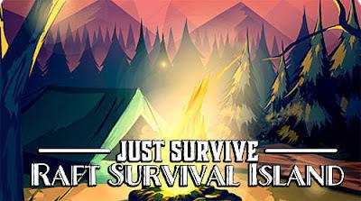 Just Survive Raft Survival Island Simulator
