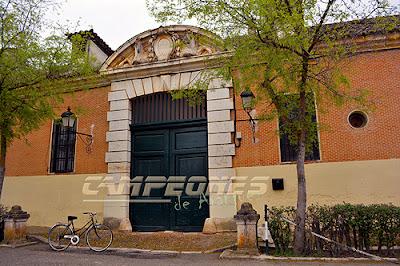Casa de la Monta Sotomayor Aranjuez