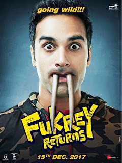 Fukrey Returns First Look Poster 6