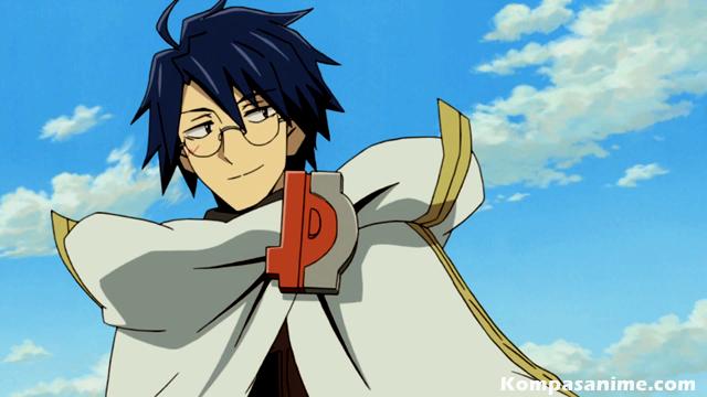 Shiroe adalah karakter pria utama di seri Log Horizon