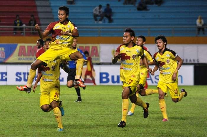 Sriwijaya FC Home 2014