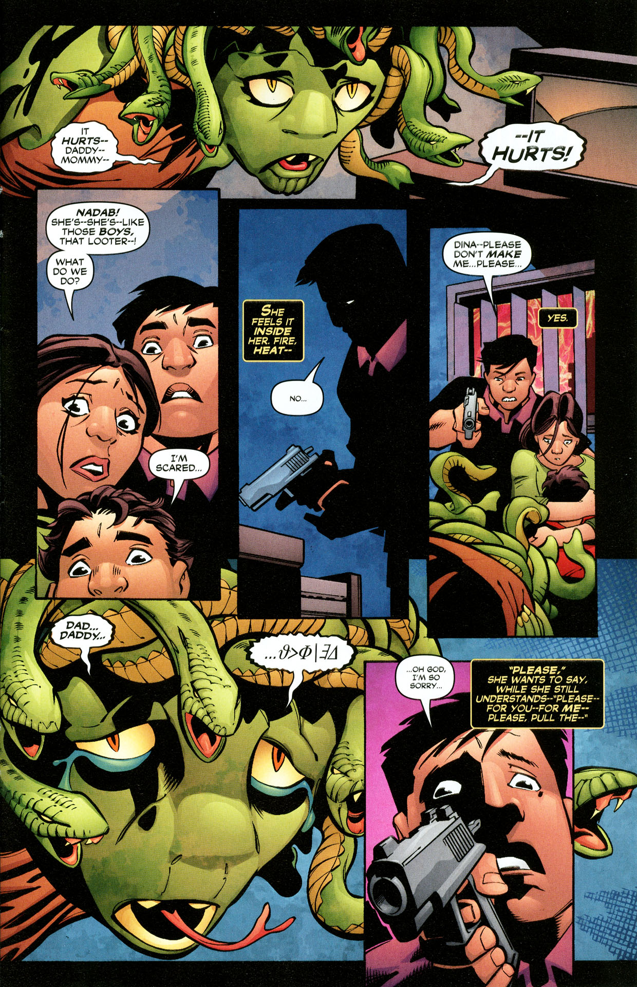 Read online Trinity (2008) comic -  Issue #33 - 30