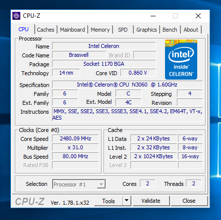 benchmark asus vivobook max x441s