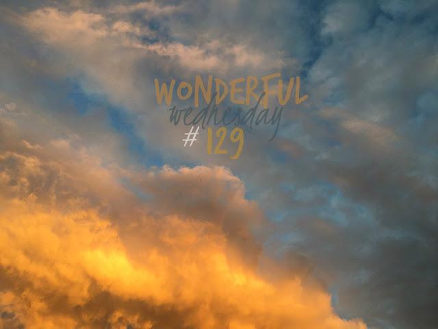 Wonderful Wednesday #129