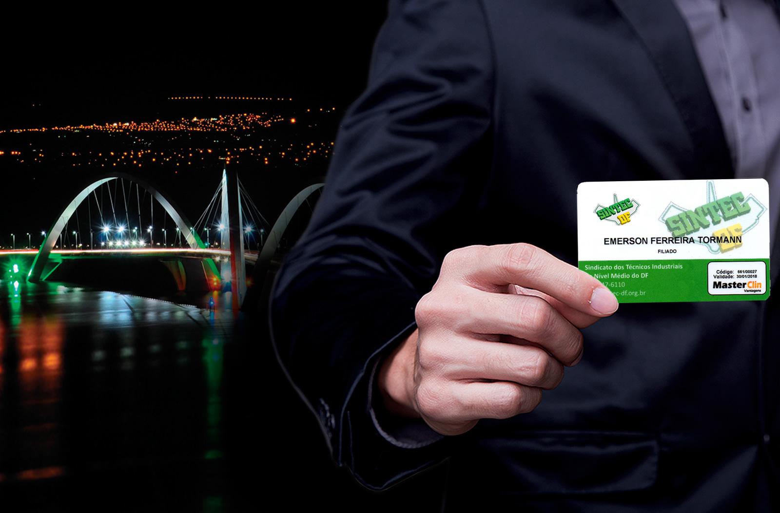 Cartão de Ventagens aos Sindicalizados - Filiação