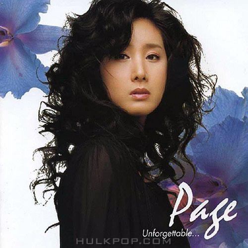 Page – Unforgettable (ALAC)