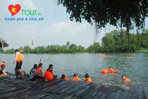 Các điểm du lịch ở Đồng Nai nổi tiếng nhất - Khu du lịch Bò Cạp Vàng