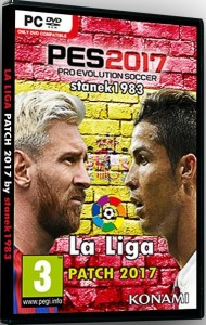 PES 2017 LaLiga Patch 0.4 Full Bundesliga by stanek1983
