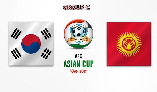 كوريا وقيرغيزستان بث مباشر