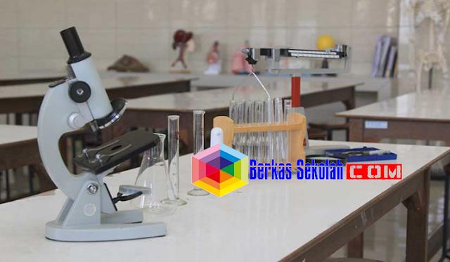 Administrasi Laboratorium IPA