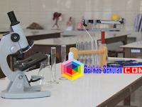 Administrasi Laboratorium IPA Lengkap Format docx dan xls