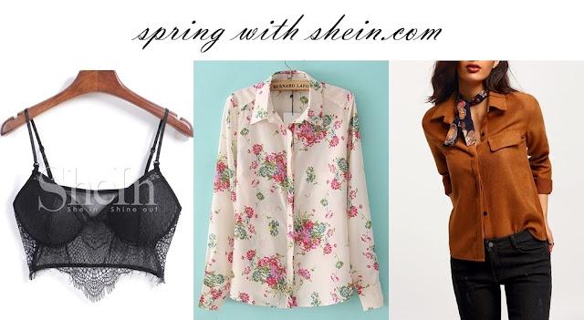 Wiosna z Shein.com