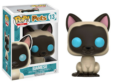 TOYS : JUGUETES - FUNKO POP : Pets  Gato Siames | Siamese | Figura de vinilo 2016  Comprar en Amazon España & buy Amazon USA