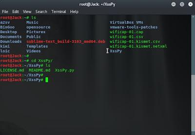 Cara Scan Celah XSS dengan XssPy Scanner