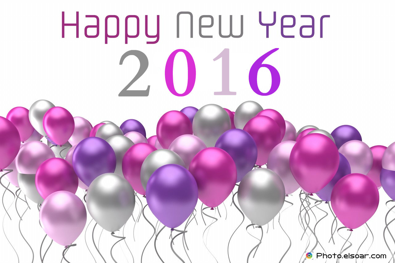 Happy New Year 2016 Image cute