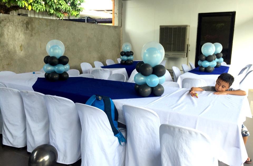 Pink Lemonade Balloons And Party Favors Cebu Boss Baby
