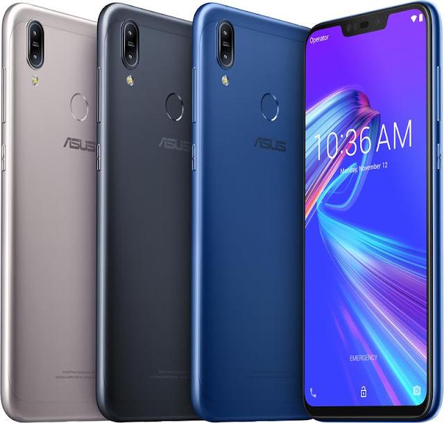 ASUS ZenFone Max M2, Smartphone Pertama dengan Snapdragon 632 dan Baterai Besar 4.000 mAh