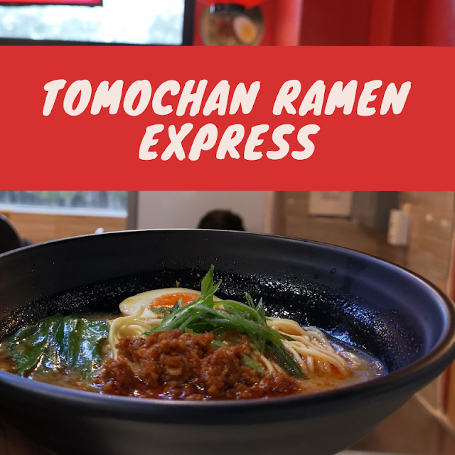 Tomochan Ramen Express; Authentic Japanese Ramen On A Budget